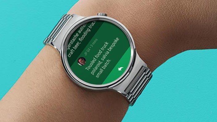 Google, 2017'de Android Wear 2.0'lı Yeni Akıllı Saati tanıtacak