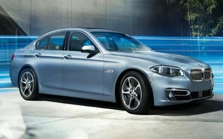 Yeni BMW 5'in Eli Kulağında!