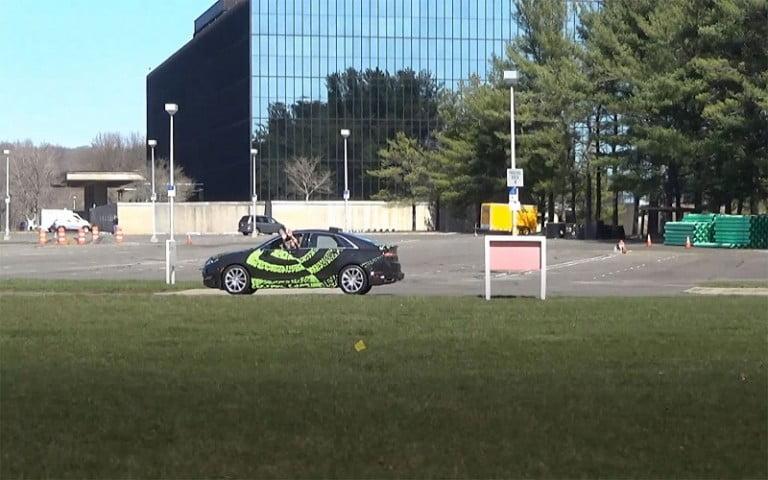 NVIDIA Sürücüsüz Araçlarını Test Ediyor!