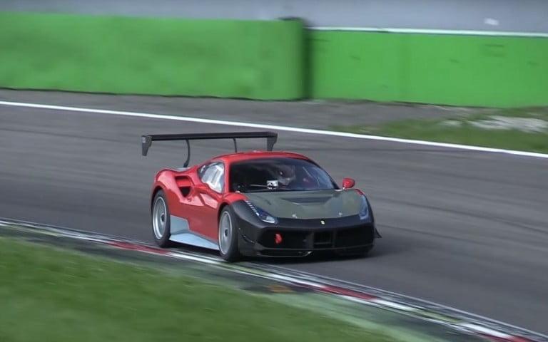 Galeri: Ferrari 488 Challenge, Tansiyon Yükseltecek!