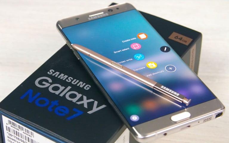 Galaxy Note 7 Şakasının Perde Arkası!