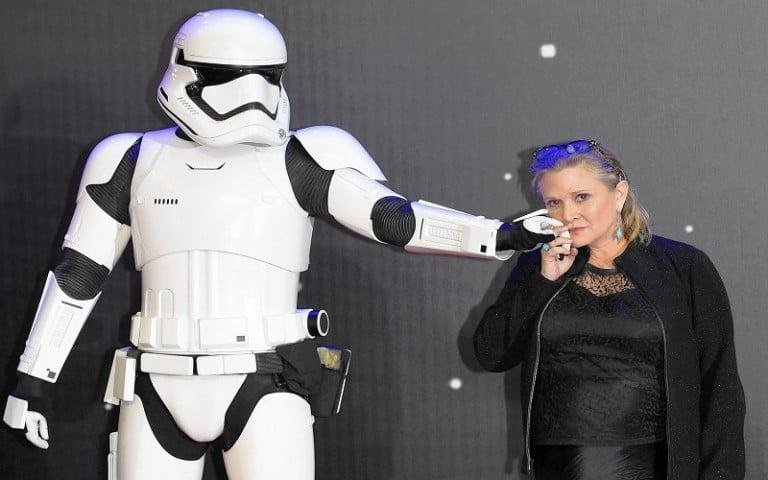 Star Wars'un Yıldızı Kalp Krizi Geçirdi!
