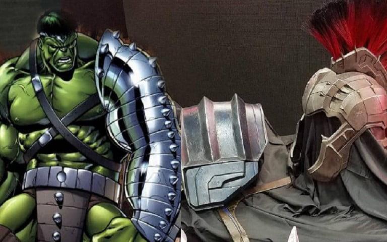 Thor Ragnarok'ta Yeni Bir Hulk Bombası!