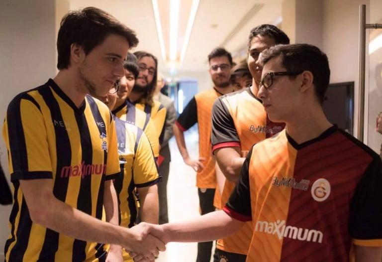 Türkiye'nin İlk Espor Derbisi Berabere sonuçlandı!
