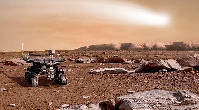 Çin Mars Yarışı İçin Ciddi Adımlar Atıyor