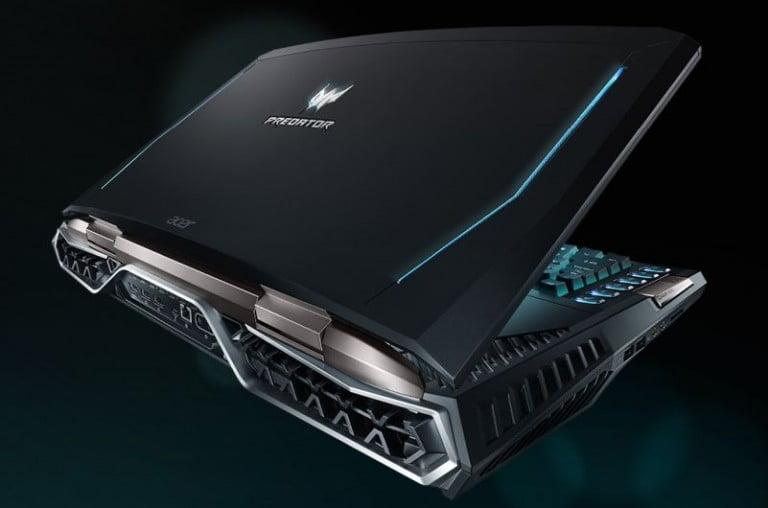 CES 2017: Acer Predator 21X ön inceleme