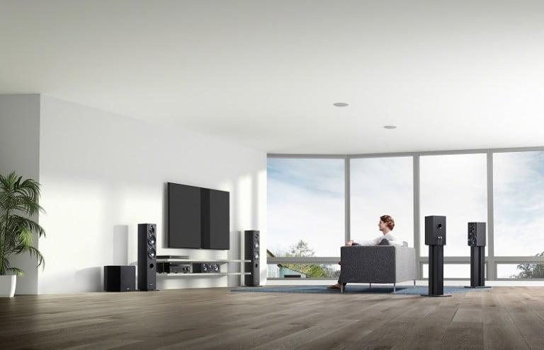 Sony CES'te ses ve ev sineması ürünlerini tanıttı