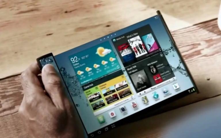 Samsung tablet tanımını yeniden şekillendirecek