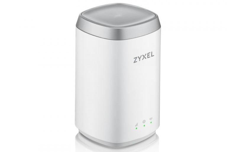 Zyxel LTE4506 HomeSpot ile hayatın her anında çevrimiçi kalın!