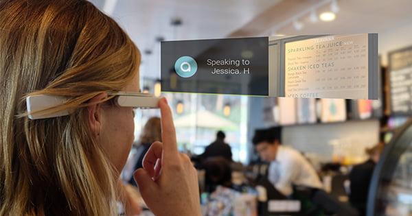 Görme Engellilere Özel Akıllı Gözlük Uygulaması: Aira