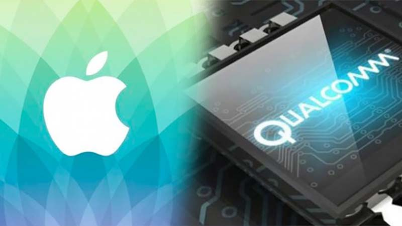 apple qualcomm savaşı