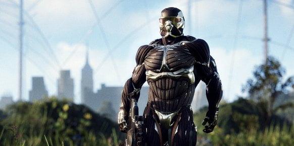 Crysis'teki Bionik Zırh Her An Gerçeğe Dönüşebilir