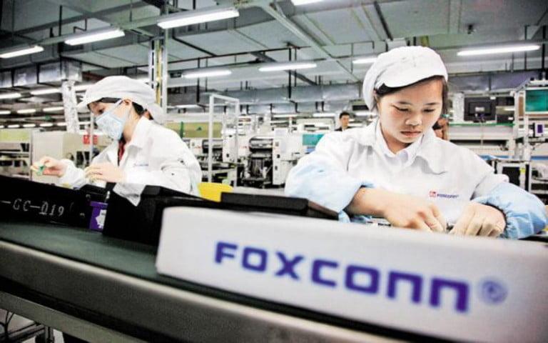 Foxconn Amerikan Teknoloji Devlerinin Desteğini Aldı