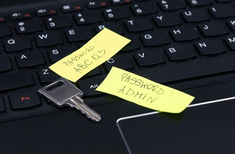 Kullanıcıların kötü şifre alışkanlıkları var