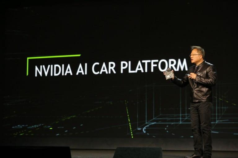 Nvidia ve Mercedes Akıllı Araç Üretecek