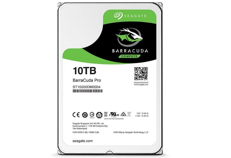 BarraCuda 10TB
