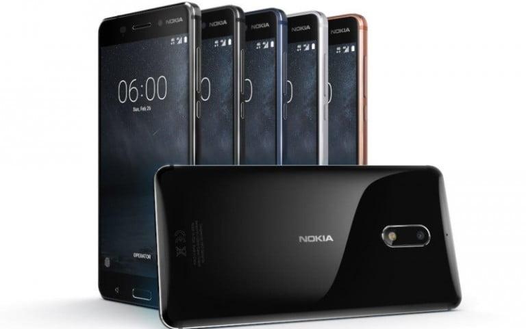 Nokia 6 Hindistan'da Bir Dakikada Tükendi
