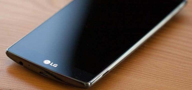 LG'den telefonu saran ekran patenti