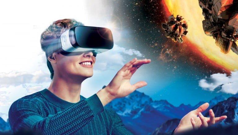 Yeni Gear VR kontrolcü ile gelecek