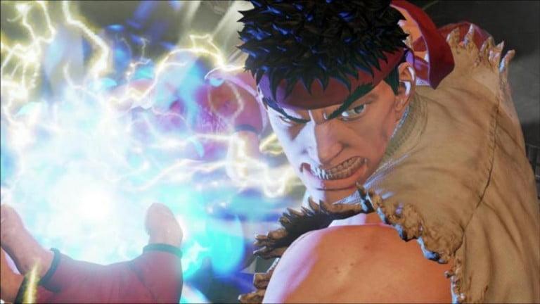 Ken ve Ryu Yerine Geçebilirsiniz