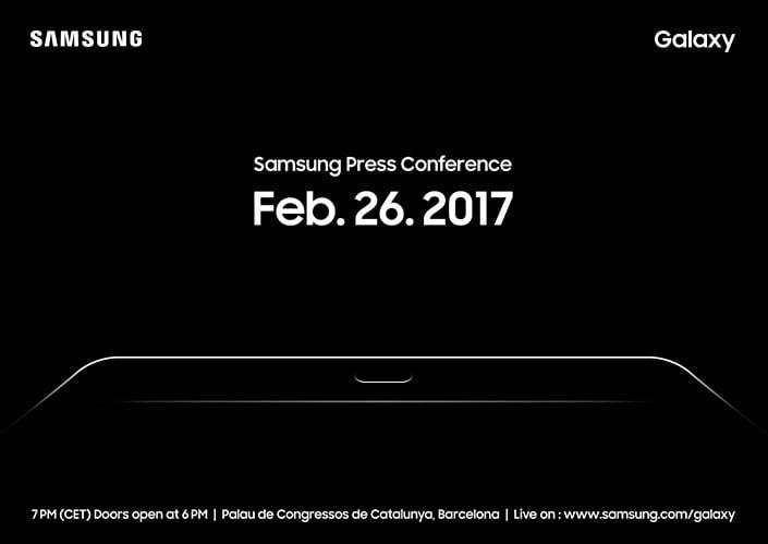 Samsung İddialı Tabletini 26 Şubat'ta Tanıtıyor!