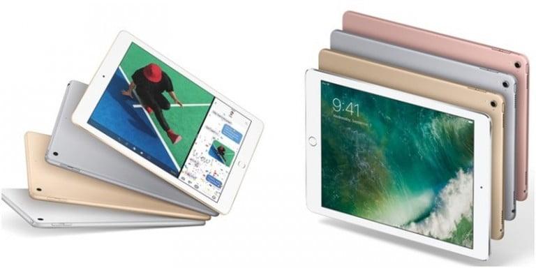 Yeni iPad'ler eski iPad parçaları ile tamir edilebilecek