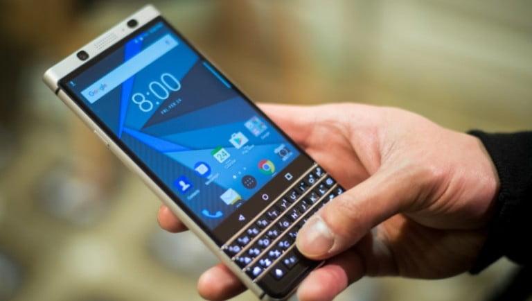 BlackBerry KEYOne, Mayıs'a ertelendi