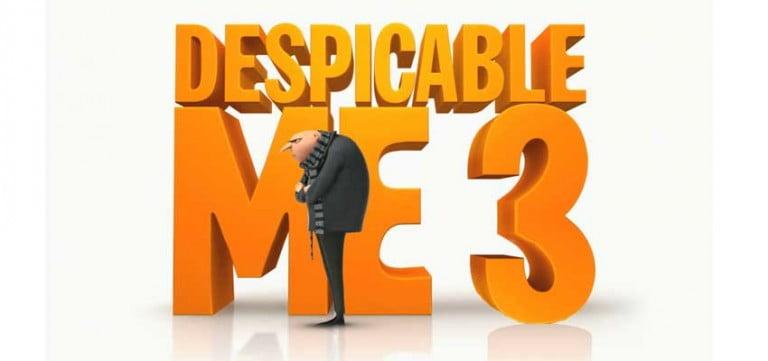 Despicable Me 3 için yeni fragman yayınlandı