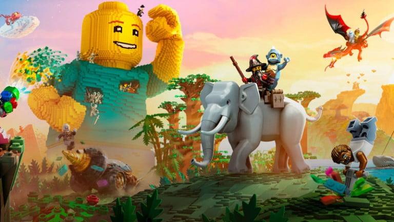 Lego Worlds, PS4, Xbox One ve PC için çıktı