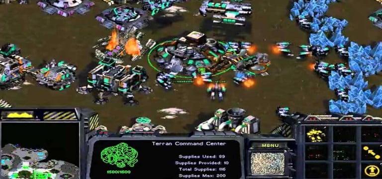 Orijinal StarCraft oyunu ücretsiz oldu