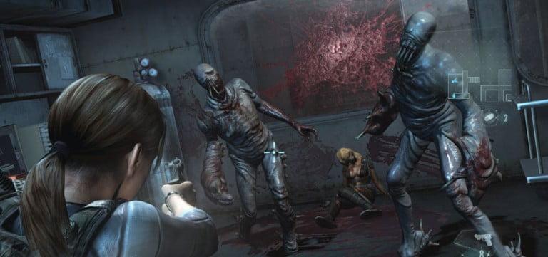 Resident Evil Revelations, PS4 ve Xbox One için duyuruldu