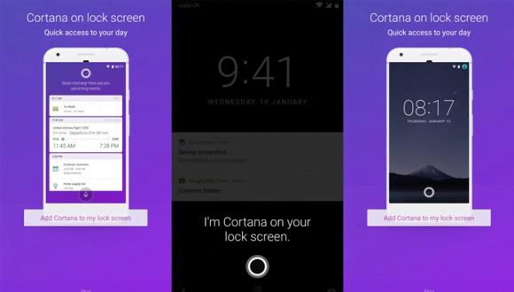 Cortana Android Sürümü Güncellendi