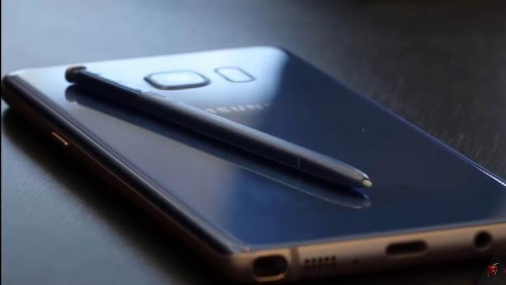 Galaxy Note 8 kod adı ortaya çıktı!
