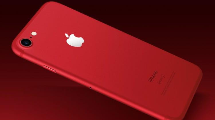 iPhone 7 Red ve yeni iPad bugün satışa sunuluyor