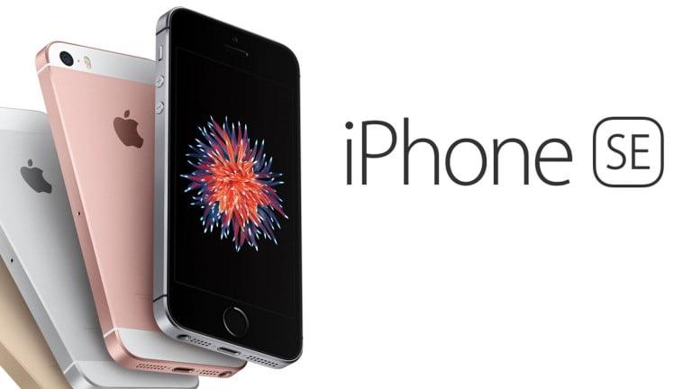 iPhone SE modelleri güncellendi