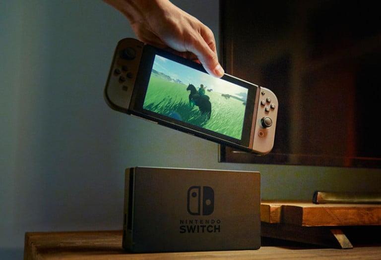 Switch, Nintendo tarihinin en hızlı satılan konsolu oldu