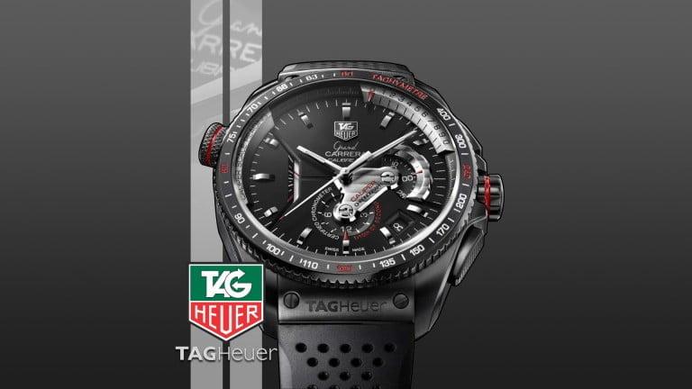 TAG Heuer yeni akıllı saati için gün sayıyor