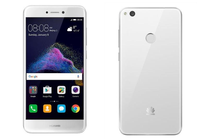 Huawei P9Lite2017 White Ön