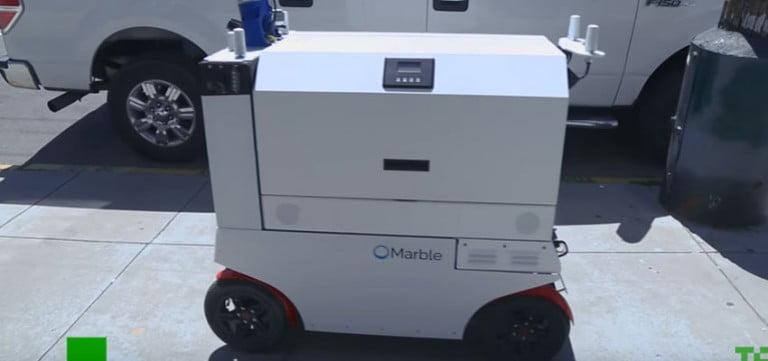 Yelp, robotlarla sipariş teslimatını test ediyor
