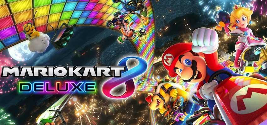 Nintendo Switch için Mario Kart 8 Deluxe dosya boyutu belli oldu
