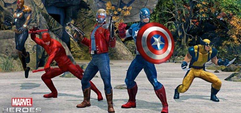 Marvel Heroes Omega Playstation 4 ve Xbox One için duyuruldu