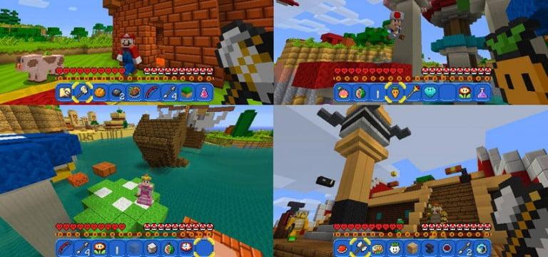 Nintendo Switch için Minecraft çıkış tarihi belli oldu