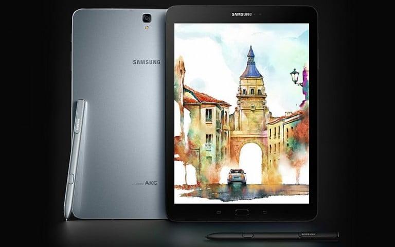 Samsung Galaxy Tab S3 ön inceleme
