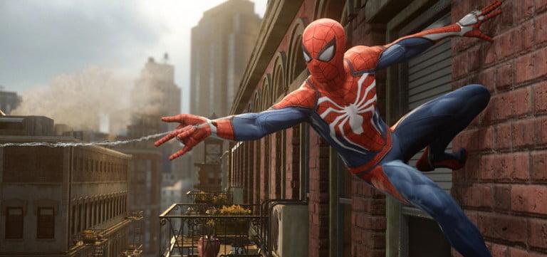 Spider-Man PGW videosu