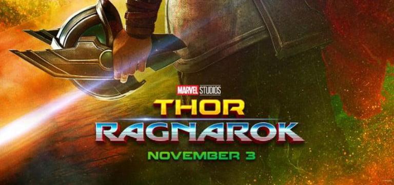 Thor Ragnarok SDCC tanıtım videosu