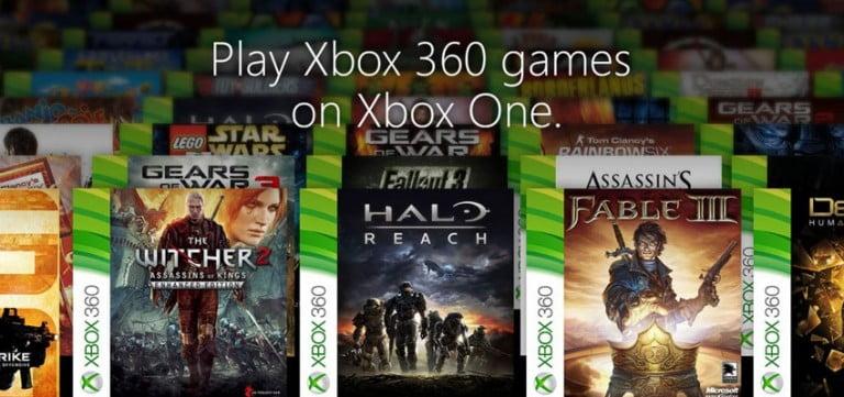 Xbox One'de oynanabilen Xbox 360 oyunlarında indirimler başlıyor