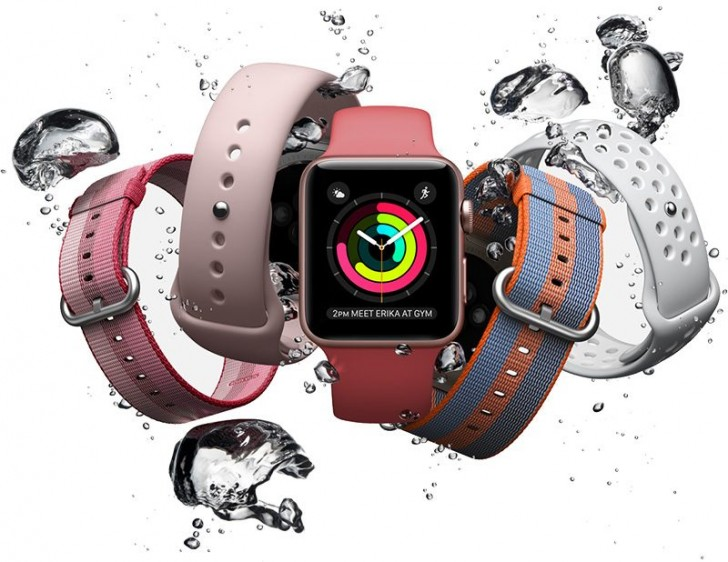 Apple Watch 3 Yolda