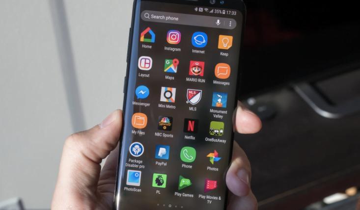 Galaxy S8 için kritik güncelleme Türkiye'de de yayınlandı!
