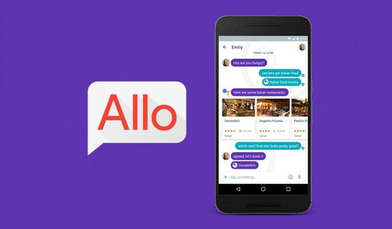 Web için Google Allo ne zaman geliyor?