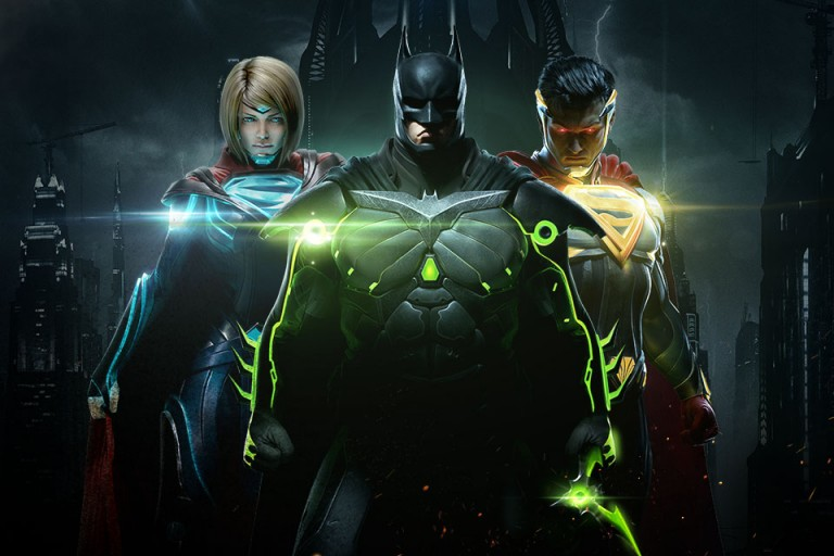 Tüm Injustice 2 karakterlerinin özel hareketleri tek videoda!